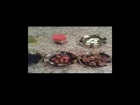 Vidéo des helminthes à lintérieur de la personne