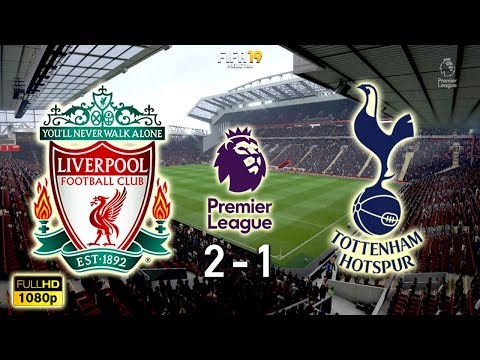 Liverpool Vs Tottenham 2-1 Highlights & All Goals EPL 2019 HD