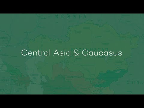 Our Missions Story in Central Asia and the Caucasus