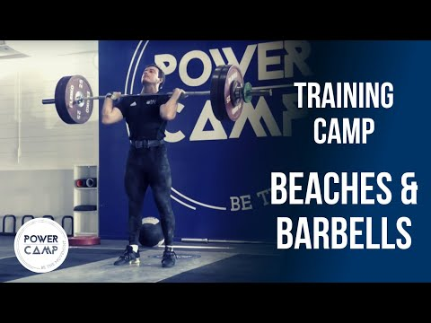 Weightlifting Training Camp | Benjamin Hennequin