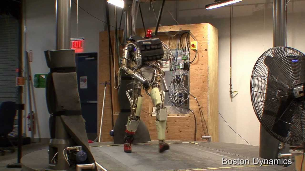 The Coolest Humanoid Robot Is Not Japanese But American