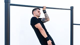 ONE ARM PULL UP WORKOUT FOR BEGINNERS BY OSVALDO LUGONES