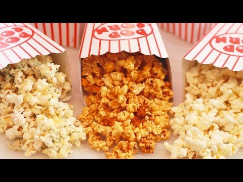 Microwave Popcorn Made in a Paper Bag (inclu. Caramel Corn!) Gemma's Bigger Bolder Baking 110