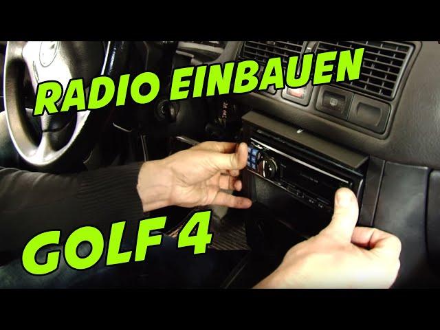 Autoradio-im-vw-golf-4