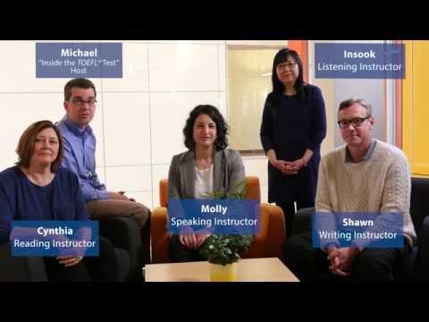 TOEFL® Test Preparation: The Insider's Guide - YouTube
