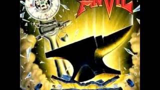 ANVIL FIRE IN THE NIGHT POUND FOR POUND