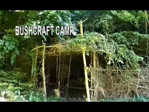 Bushcraft Camp | Neue Jacke & Messer