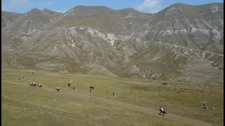 Скачки в центральном Дагестане • Horse racing in Dagestan