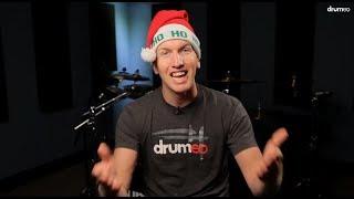Little Drummer Boy - Christmas Drum Play-Along