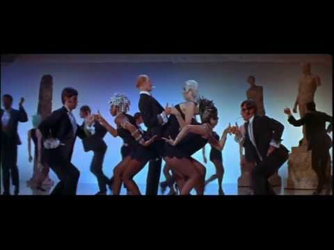 "BOB FOSSE choreography – "" The Rich Man's Frug """