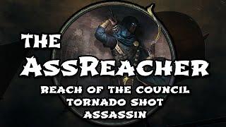 PoE Build Guide: The AssReacher Tornado Shot Assassin - Uber Izaro, Atziri  Red Map Farmer