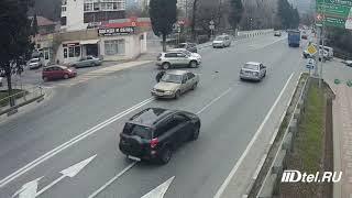 Дагомыс Бат шоссе   Гайдара 2018 02 22 08 43