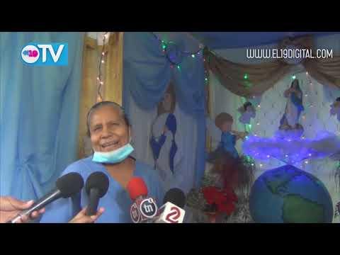 Purísima lleva unidad familiar en trabajadores del Hospital de Masaya