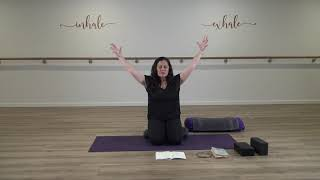Yin Yoga With Denise Sorrell – Heart and Kidney Meridian