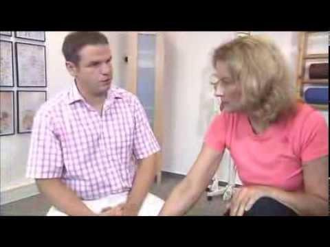 Bubnovskaya Übungen für Rückenbehandlung