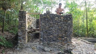 Primitive Life:Build a new house from stone!P3