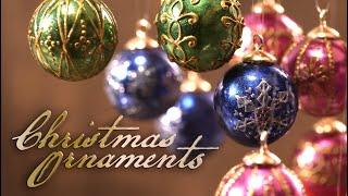 【レジン】クリスマスオーナメント第1弾 DIY Christmas Ornaments Part1 [resin]