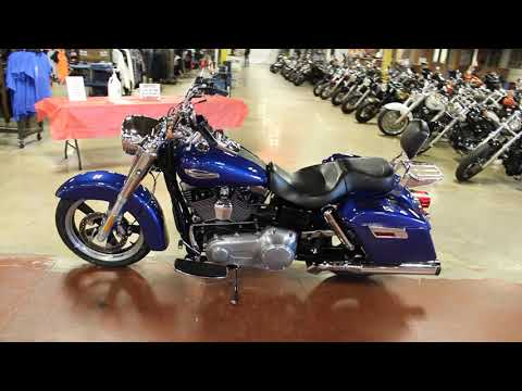 2015 Harley-Davidson Switchback™ in New London, Connecticut - Video 1