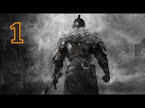 Прохождение Dark Souls 2 — Часть 1: Проклятый