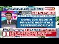 DGHS reserves 20% beds for EWS in pvt hospitals  NewsX - Video