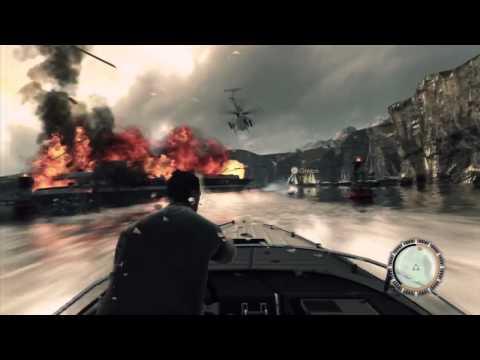 Gameplay de James Bond 007: Blood Stone