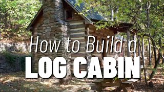 How To Build A Log Cabin? Start With A Good Design.