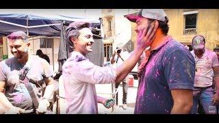 Loveyatri | Holi Prank | Aayush Sharma | Warina Hussain | Abhiraj Minawala | 5th October