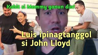 Luis Manzano next MAYOR ng Lipa? | Ipinagtanggol si John Lloyd Cruz
