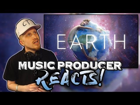 Music Producer Reacts to Lil Dicky - Earth (видео)