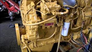 Cat c15 engine swap in a peterbilt truck most popular videos motor caterpillar 3406 e 455 hp fandeluxe Image collections
