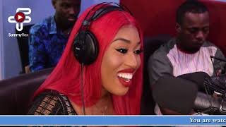 Fantana`s First Ever Interview: She Talks About Her Ideal Man, Wendy Shay & Her Fears As Artiste
