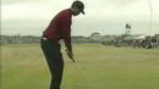 Tiger Woods - The 2000 British Open Championship