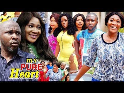 My Pure Heart 1&2  - Mercy Johnson 2019 Latest Nigerian Nollywood Movie Full HD