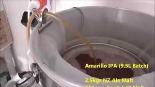Amarillo Delight IPA - Brew Day + Recipe