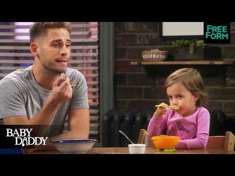 Baby Daddy | Season 6, Episode 2: Ben and Emma Eat Late Night Snacks | Freeform