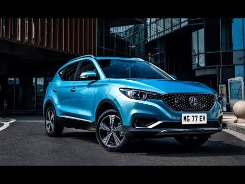 MG ZS EV OFFICIAL LAUNCH VIDEO
