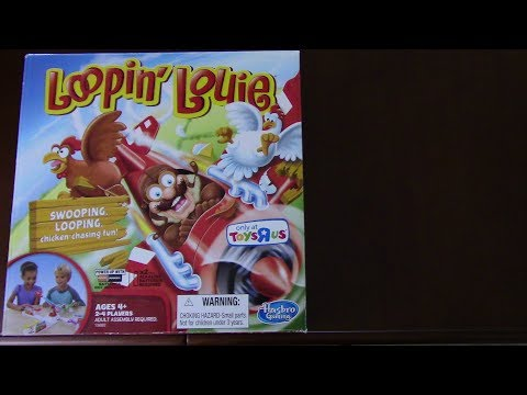 Loopin' Louie Review with Strategywizard & Nathan
