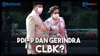 Megawati - Prabowo Kian Mesra, Jadi Isyarat Koalisi PDIP-Gerindra di Pilpres 2024?