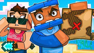 3 Idiots Go On A Minecraft Treasure Hunt Adventure!