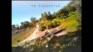 Emax Tinyhawk Freestyle FPV with stock cam and VTX