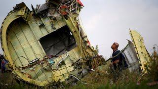 LIVE | Flight MH17: Investigators Name Four Suspects In Downing Of  Malaysia Airlines Plane