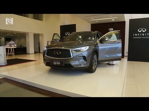 Sponsored: The all new Infiniti QX50 has been launched in Oman