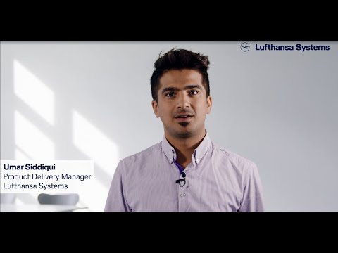 Eingebettetes Video for Unser Kollege Umar zum Thema 'NetLine/Ops ++'