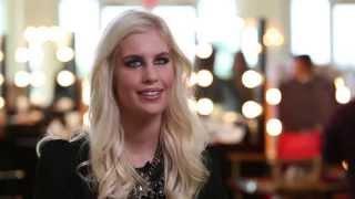 Urska Bracko Slovenia Miss Universe 2014 Official Interview