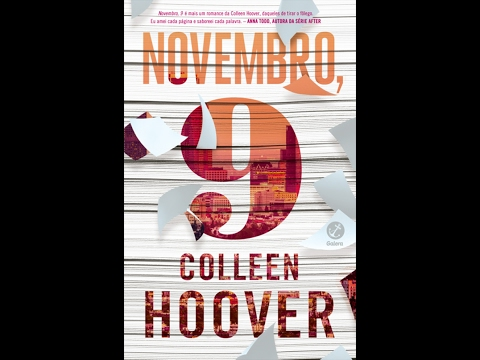 [Book Trailer]: Novembro, 9 - de Colleen Hoover