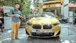 Khám phá nhanh BMW X2 bản M Sport của Thaco giá hơn 2 tỷ tại Việt Nam |XEHAY.VN|