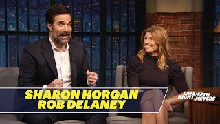 Sharon Horgan and Rob Delaney Reveal the Failed Projects They're Most Ashamed Of
