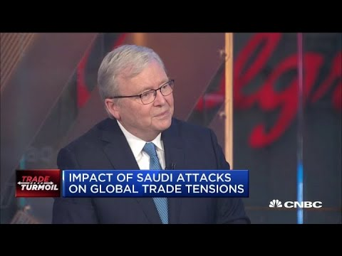 Critical window is about to close in the trade talks, says former Australian PM