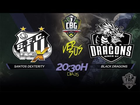 CBG e-Sports SHOWMATCH: SANTOS DEXTERITY VS BLACK DRAGONS