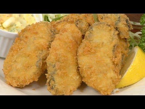 Kaki Fry (Deep-Fried Oysters) Recipe
